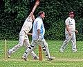 Old Finchleians Cricket Club v Highgate Taverners Cricket Club at Finchley, London, England 06.jpg