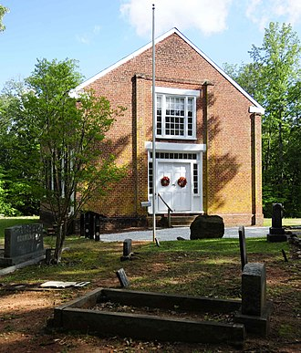 Old Pickens Presbyterian Church - Image: Old Pickens Presbyterian Church