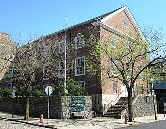 St. George's United Methodist Church (Philadelphia) - Image: Old St. George's Church