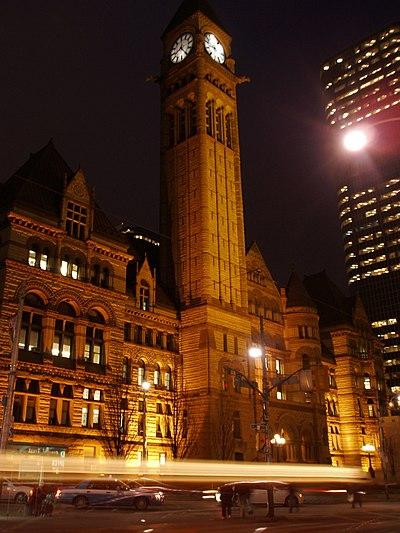 Old City Hall (Toronto)