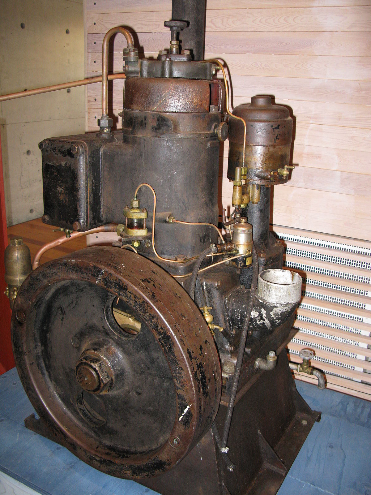Maamoottori