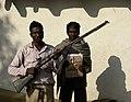 Old gun, Bandhavgarh, Madhya Pradesh, India.jpg