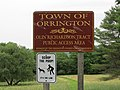 Olin Richardson Tract Public Access Area, Orrington, Maine image 2.jpg