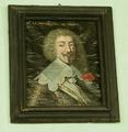 Oljemålning på duk, porträtt av Francois de Bonne Crequi, från 1650 - Skoklosters slott - 92378.tif