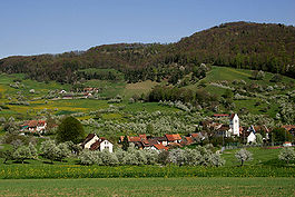 Oltingen, Switzerland -
