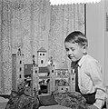 Opdrachten jongetje fam. J. A. Feeners Amsterdam, Bestanddeelnr 907-4863.jpg
