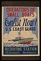 Operators of small boats enlist now! U.S. Coast Guard LCCN98518289.jpg