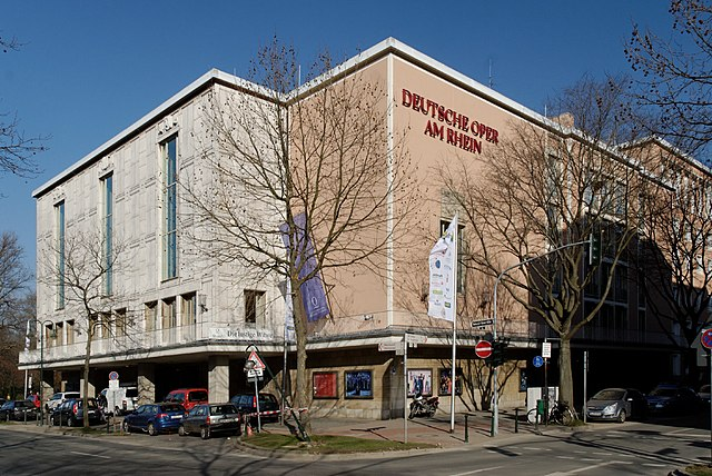 buy best good service attractive price Deutsche Oper am Rhein Theater und Oper in Düsseldorf ...
