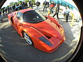 Orange enzo ferrari fisheye lens (2903602035).jpg