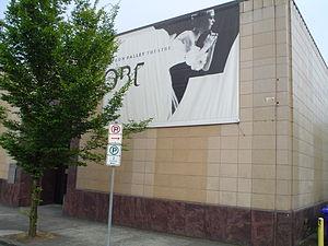Oregon Ballet Theatre - Oregon Ballet Theatre headquarters.
