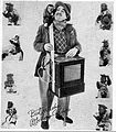 Organ grinder and monkey circa 1950s.JPG