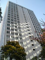 Osaki new city no.3 building 2014.jpg
