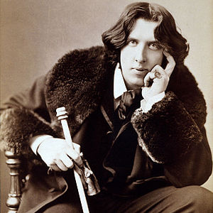 1854 in Ireland - Oscar Wilde