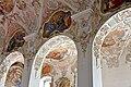 Ossiach Pfarrkirche Mariae Himmelfahrt Stuckaturen und Freskomalereien 19092014 554.jpg