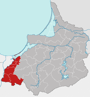 Marienwerder (region) - West Prussia, as the region was called from 1922 to 1939, then within the Province of East Prussia