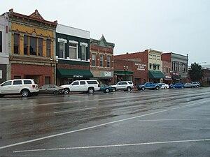 Ottawa, Kansas - Business District (2009)