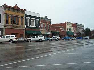 Ottawa, Kansas - Business District (2009)
