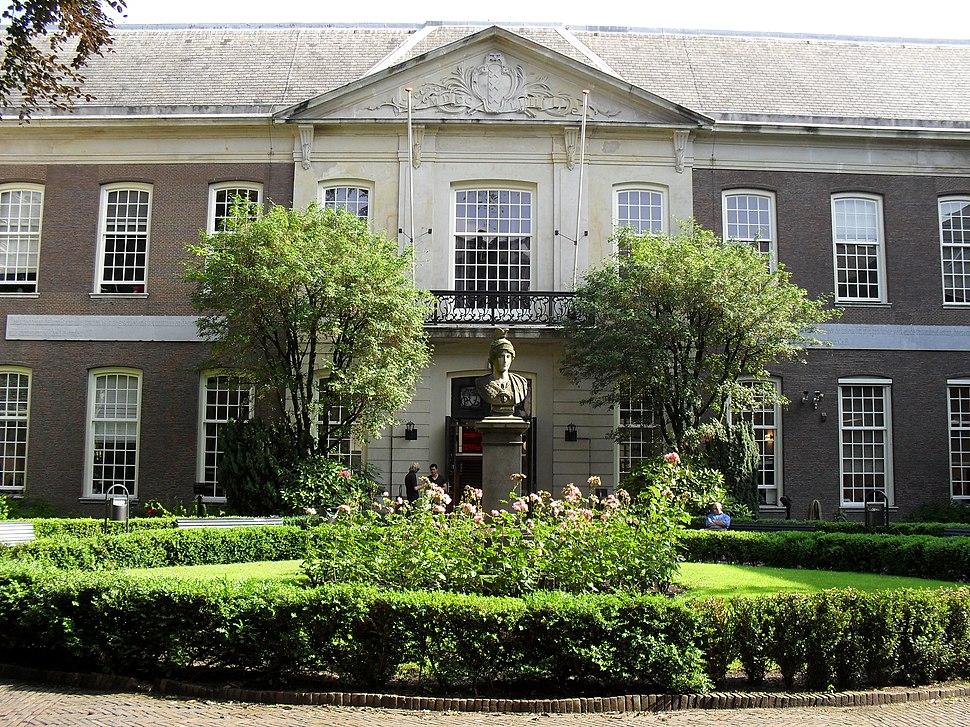 Oudemannenhuis Universiteit van Amsterdam