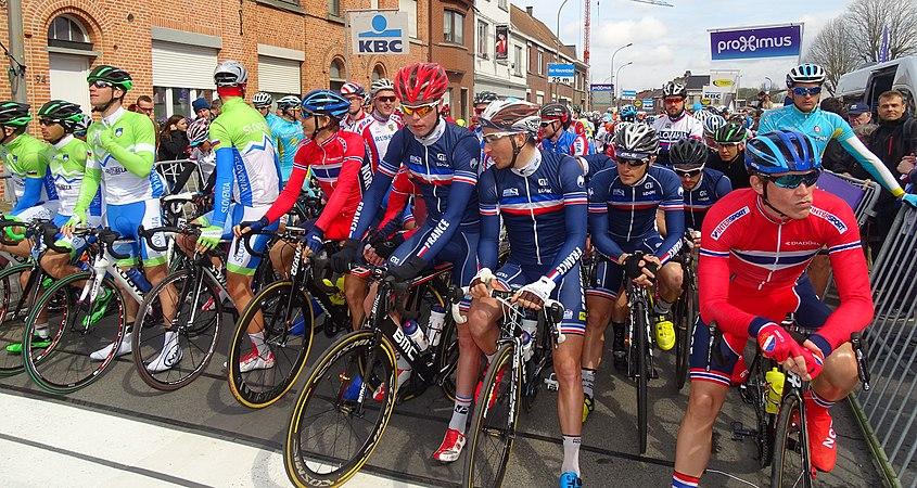 Oudenaarde - Ronde van Vlaanderen Beloften, 11 april 2015 (C11).JPG