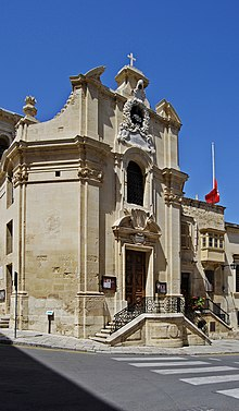 Our lady of victories church Valletta 2009.jpg