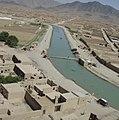 Overhead view of the Qandahār Aqueduct.jpg