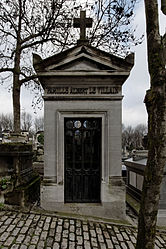 L. Collinet: Tomb of Albert Le Villain