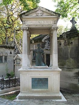 Père-Lachaise - famille Paul Dubois 01.jpg