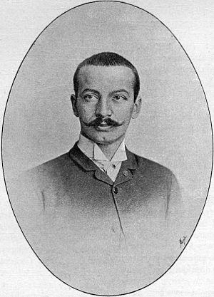 Paja Jovanović - A young Paja Jovanović.