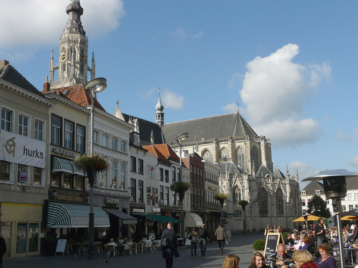 Breda Travel Guide At Wikivoyage