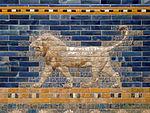 P1190218 Pergamonmuseum porte Ishtar Lion rwk.jpg
