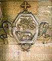 P1270787 Paris III cathedrale Sainte-Croix blason St-Jean rwk.jpg