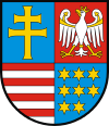 Coat of arms of Sventokšiskas vojevodiste