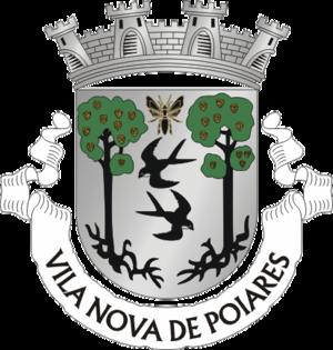 Vila Nova de Poiares - Image: PRS