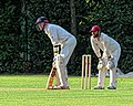 Pacific CC v Chigwell CC at Crouch End, London, England 8.jpg
