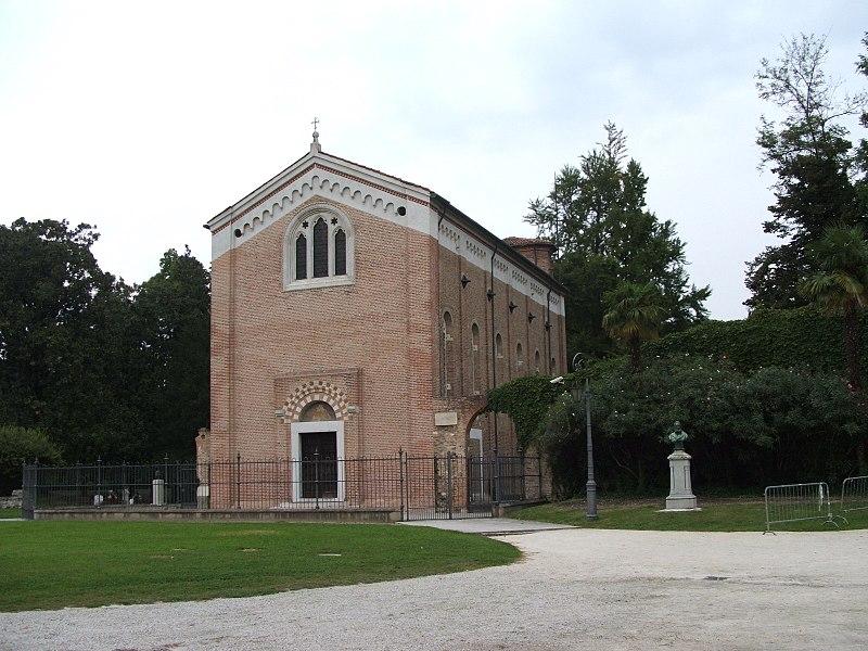 Lugares lindos para visitar em Padua na Itália