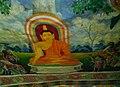 Paintings at Ibbagala Viharaya2.JPG