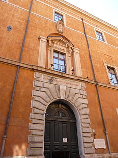 Palazzo Serristori, Rome Palazzo Serristori is a Renaissance palace in Rome