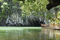 Puerto Princesa Subtera Rivero-Nacia Parko