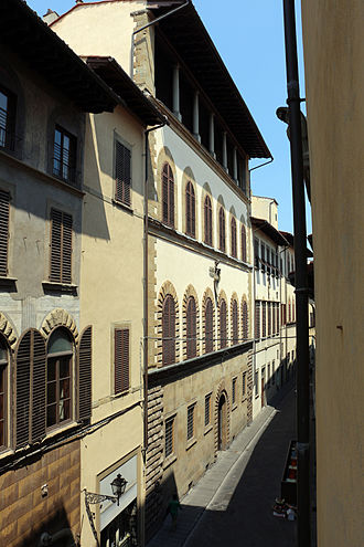 Palazzo Ginori - Renaissance facade