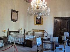 Palazzo medici riccardi, sale di rappresentanza al piano nobile, camera presidenziale 01.JPG