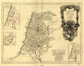 Palestine, Tribes, and Jerusalem WDL136.png