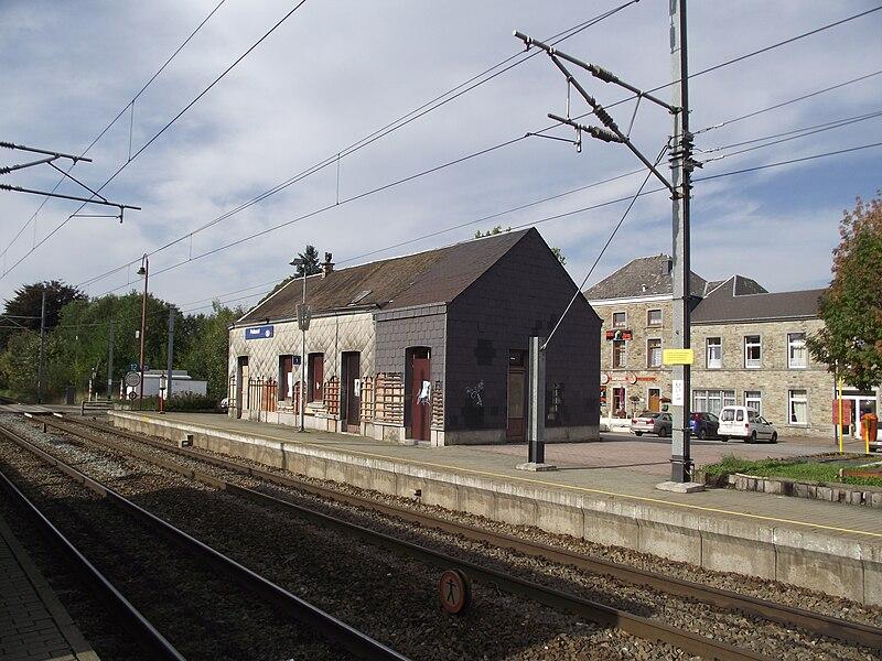 Station van Paliseul