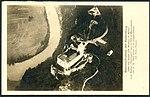 Pallas-Verlag Jena, Luftbildkarte Nr. 11, Ballonaufnahme der Rudelsburg, Bildseite.jpg
