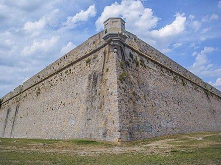 パンプローナ城塞要塞の一つ