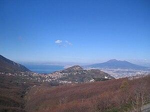 Pimonte - Image: Panorama Pimonte