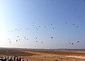 Parachutisten op Ginkelse heide 19 september 2009 (2).jpg