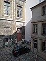 Paris 2 - hôtel de Nevers (façade et cour depuis la rue Colbert) 3.jpg