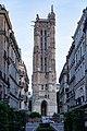 Paris 75004 Rue Nicolas-Flamel 20170528 Tour Saint-Jacques.jpg