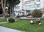 Park in 8-nd micro-ryon of Binagadi raion of Baku.JPG