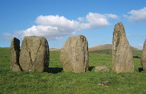 Swinside - Part of the stone circle